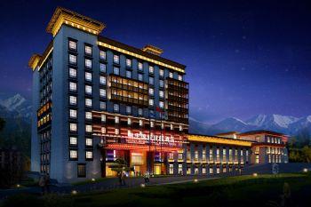 康定鍋莊溫泉度假酒店|紅專設計