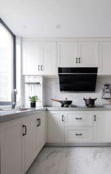 天鹅湖小镇现代风格厨房