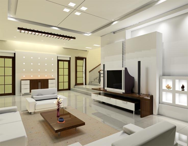 室内装饰效果图 006 整套大图展示 现代风格装修效果图 八