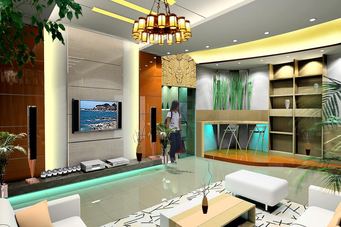 客厅装饰效果图片-客厅装修图片