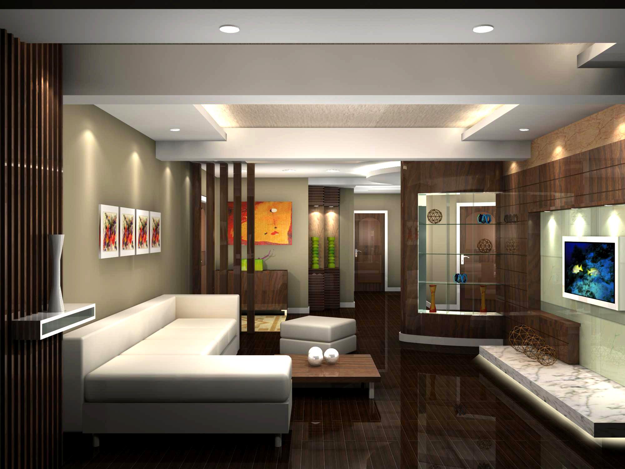 家庭客厅设计图片 餐厅装修效果图