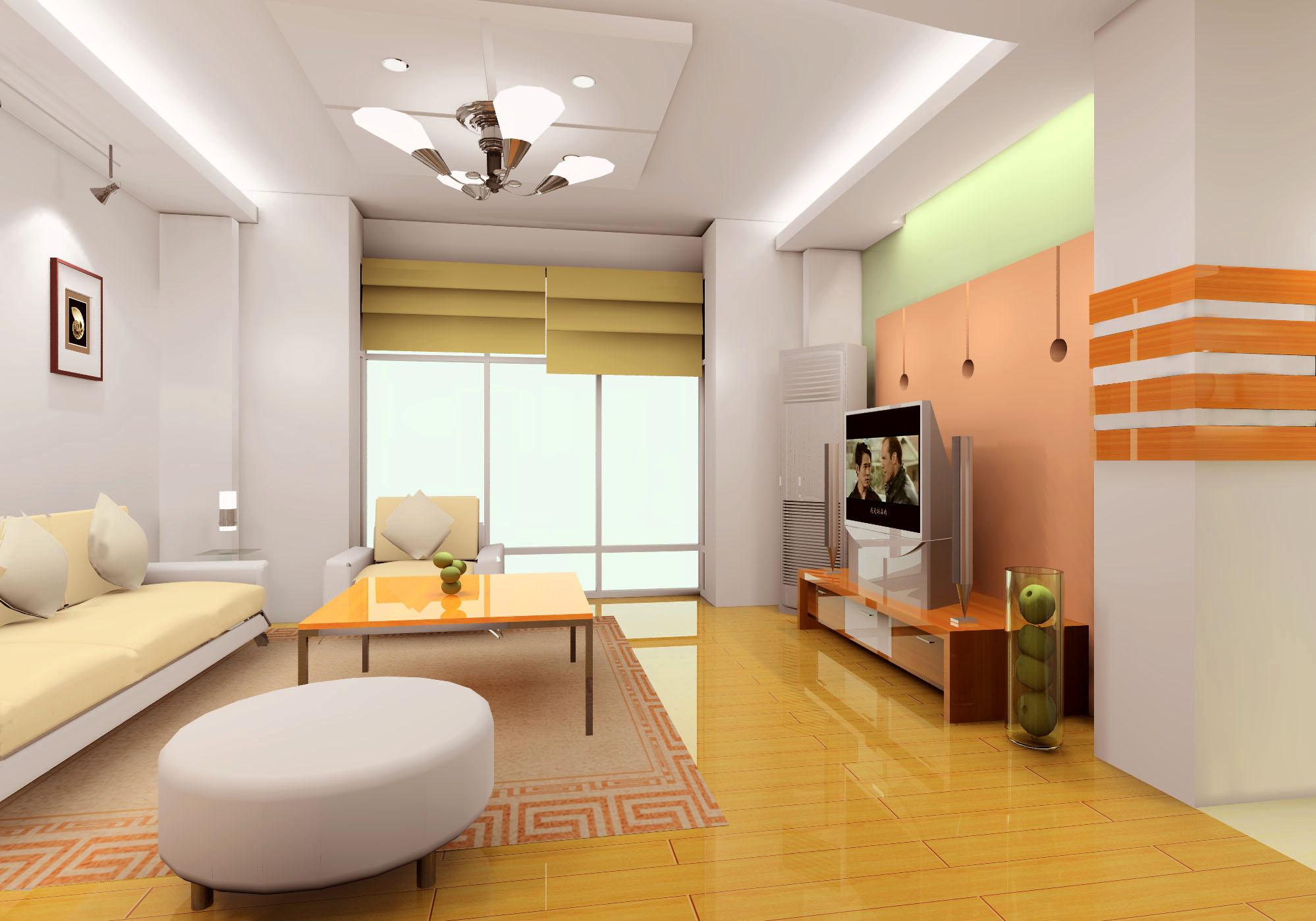 客厅设计效果图片-客厅装修图片