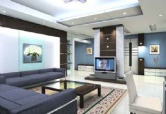 最新家庭客厅图片1