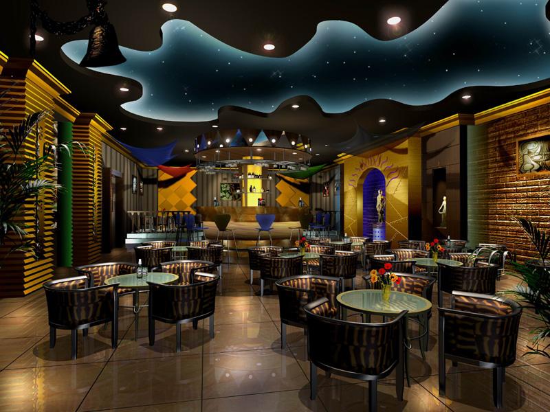 餐厅图片展示_现代小户型装修效果图_八六(中国)装饰