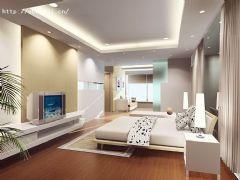最新卧室效果图欣赏二