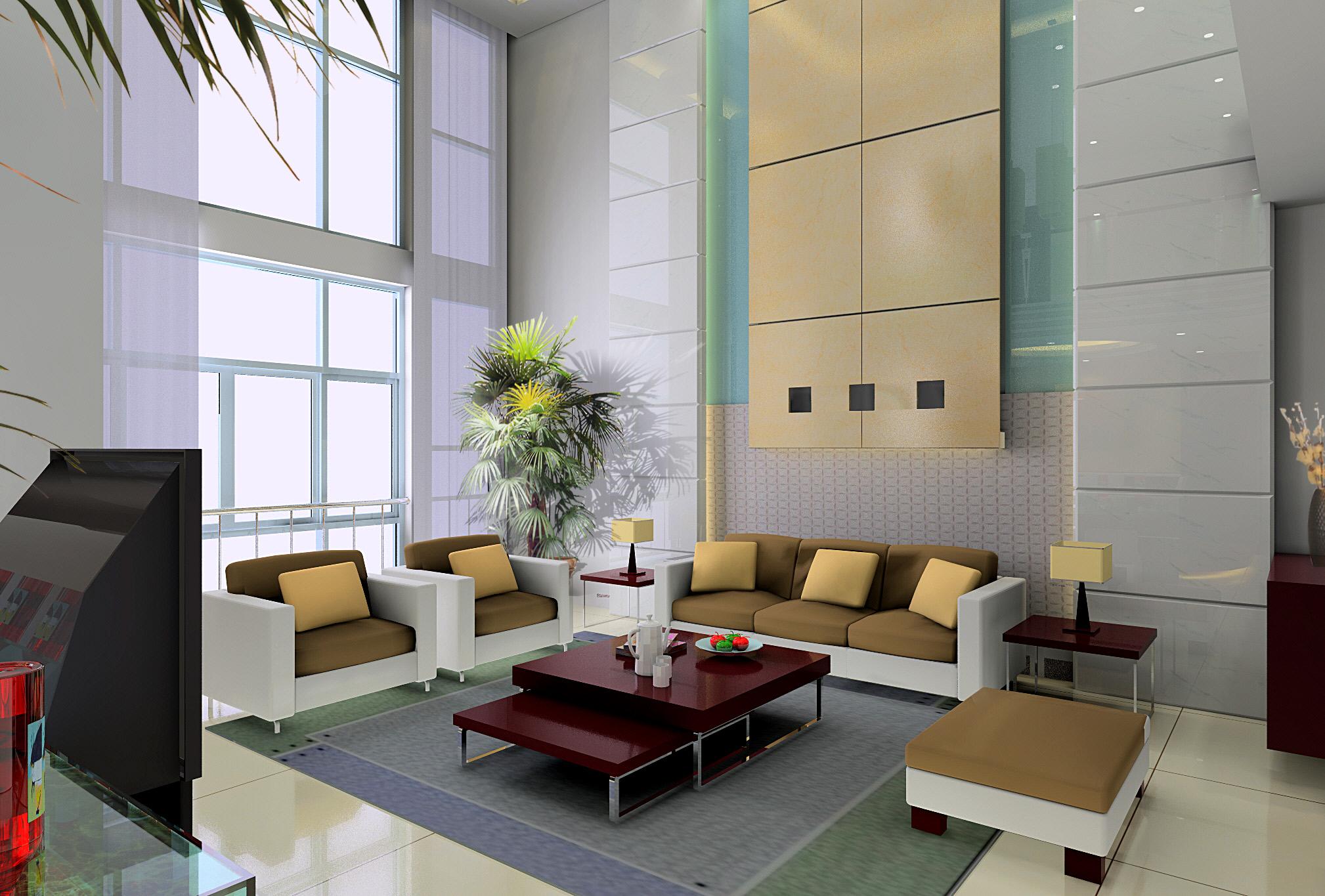 如何是客厅最佳效果图片现代客厅装修图片