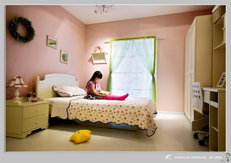 装修效果图 现代装修效果图 小孩房图片  类型:家装 风格:现代风格 面