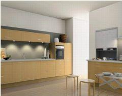 最新家居整体厨房效果图1