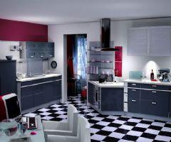 最新家居整体厨房效果图2