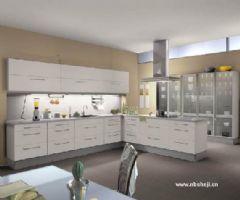 家庭装饰厨房经典图片1