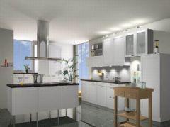 家庭装饰厨房经典图片2