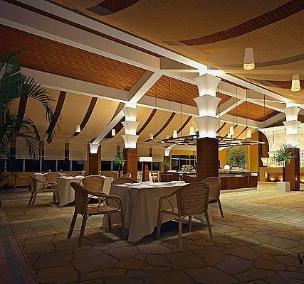 餐厅酒吧效果图欣赏三-酒吧装修图片