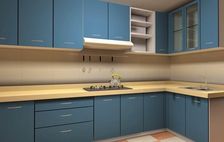 感觉厨房图片欣赏现代厨房装修图片