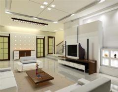 现代客厅效果图欣赏(二)
