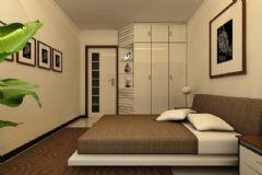 卧室装饰效果图片