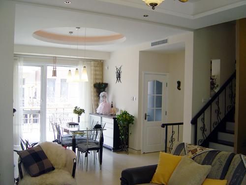 现代装修效果图 餐厅图片  类型:家装 风格:现代风格 面积:未注明
