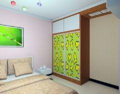 卧室图片简约风格卧室装修图片