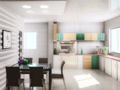 厨房图片天地展示1