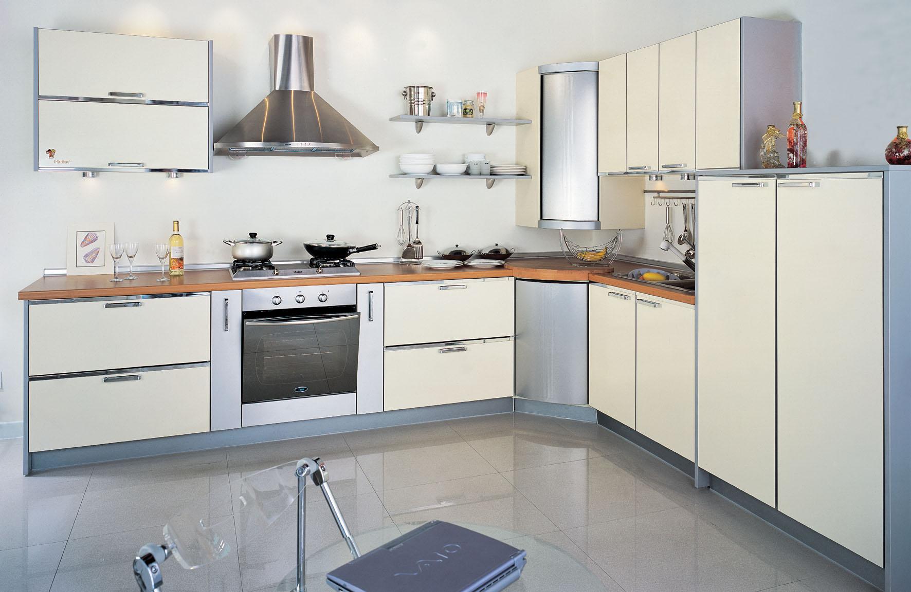 厨房图片天地展示2现代厨房装修图片