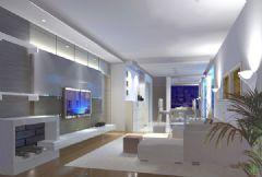 美丽创意的客厅效果图片1