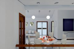 美丽创意的客厅效果图片3
