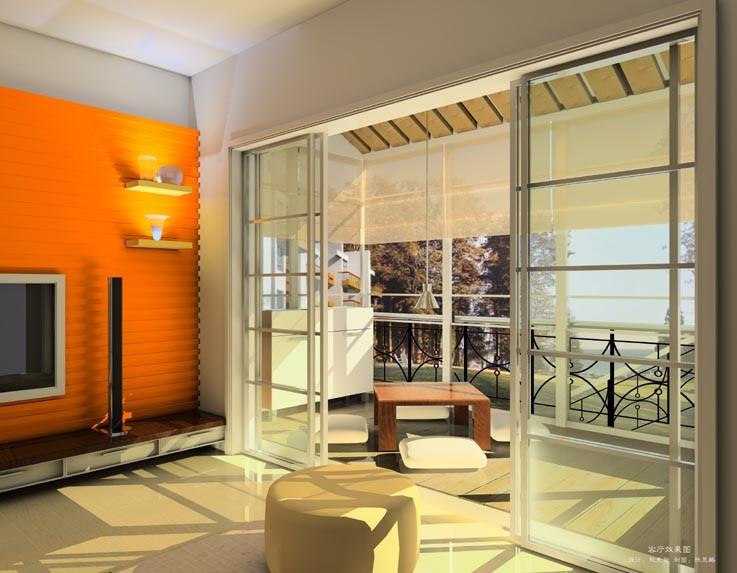 顶级精品客厅图片欣赏13-客厅装修图片