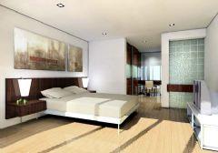 温馨卧室图片1