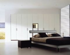 以简为美的卧室图片欣赏