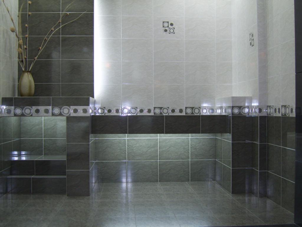 卫生间设计图片欣赏 现代风格装修效果图 八六装饰网装修