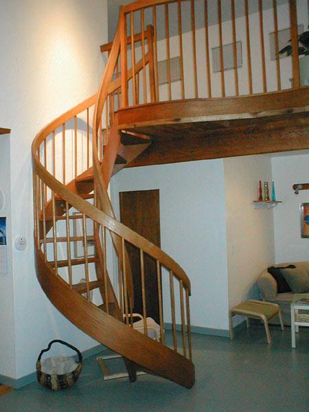 楼梯图片欣赏-阁楼装修图片
