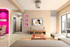 最清爽的客厅图片欣赏一