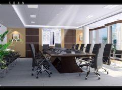 会议室装修图片二