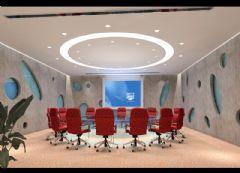 会议室装修图片三