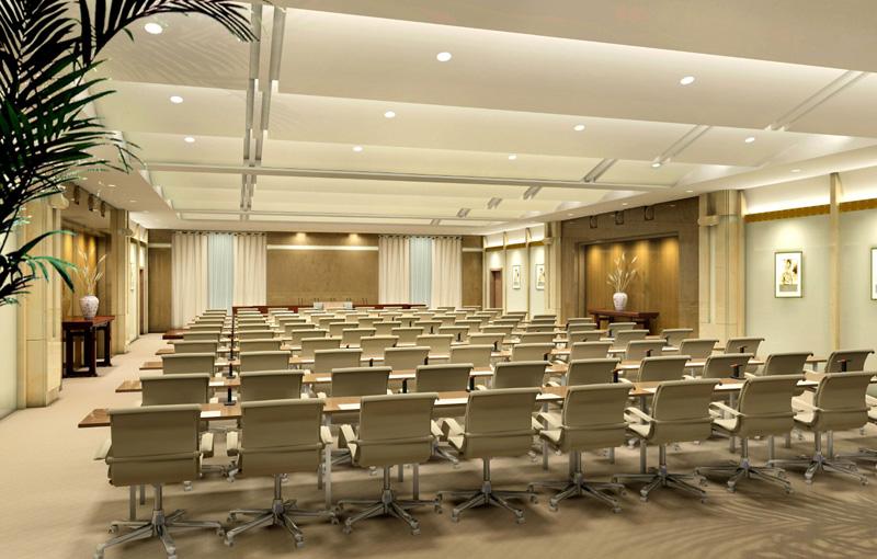 会议室装修图片三 办公装修效果图 八六装饰网装修效果图