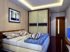 比较前卫的卧室效果图片