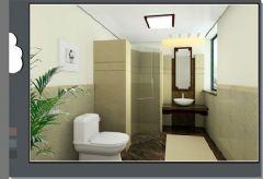 展现卫浴空间的美