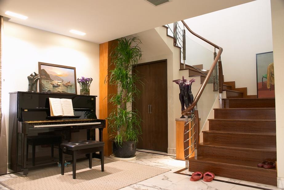 樓梯圖片欣賞2現代閣樓裝修圖片