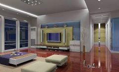 客厅装修设计效果图欣赏