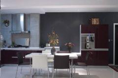 上传几张不同风格的厨房图片