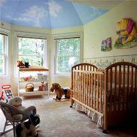 4种安全体贴的婴儿房设计