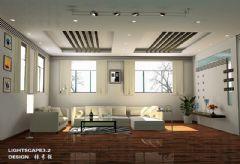 最优秀的客厅效果图展示