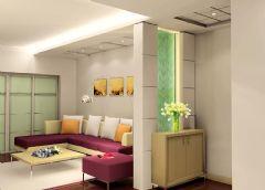 室内装饰设计效果图片二