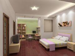 卧室装饰设计效果图片