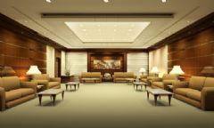 大型会议办公空间欣赏