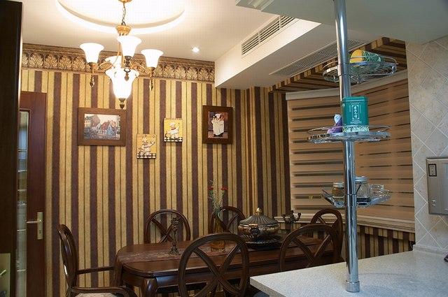 欧式风格图片欣赏五欧式餐厅装修图片