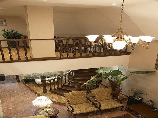 欧式风格图片欣赏八-阁楼装修效果图-八六(中国)装饰