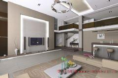 现代风格室内装饰效果图片