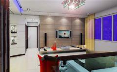 清爽,亮丽的客厅效果图片