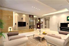 家庭客厅效果图片