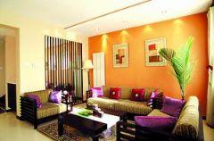 客厅现代风格